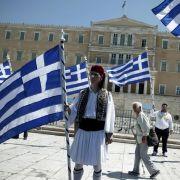 Endspurt für griechische Reformbeschlüsse (Foto)