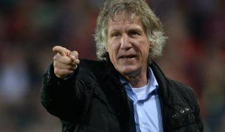 Abstiegs-Nervenspiel: Verbeeks Wutrede gegen Streich (Foto)