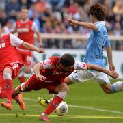 Köln feiert Sieg im Aufstiegskampf - 1:0 in München (Foto)