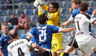 Arminia Bielefeld und Aalen trennen sich 0:0 (Foto)