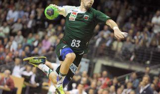 Füchse Berlin gewinnen letztes EHF-Gruppenspiel (Foto)