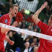 Hachinger Volleyballer erreichen Playoff-Halbfinale (Foto)