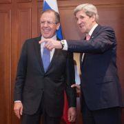 Kerry und Lawrow machen neuen Anlauf im Ukraine-Konflikt (Foto)