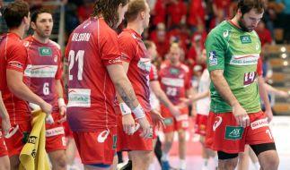 HSVHamburg scheitert im Champions-League-Achtelfinale (Foto)