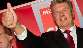 SPD-Mann Reiter wird Münchner Oberbürgermeister (Foto)