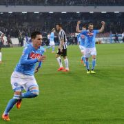 SSCNeapel stoppt Erfolgsserie von Juventus Turin (Foto)