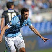 Lazio siegt auch dank Klose-Treffer - Florenz nur Remis (Foto)