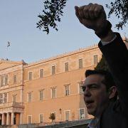 Griechisches Parlament billigt Reformgesetze (Foto)