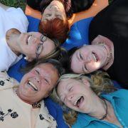 Lachen ohne Grund macht munter und gesund?!? (Foto)