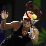 Kerber jetzt Nummer sieben der Tennis-Welt (Foto)