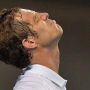 Französisches Davis-Cup-Team ohne Gasquet gegen DTB (Foto)