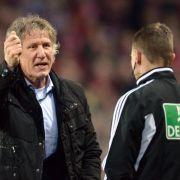 DFB ermittelt gegen Trainer Verbeek und Lieberknecht (Foto)