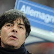 Löw: Spiel gegen zwei Ex-Bundestrainer «sehr speziell» (Foto)