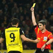 BVB mit Rumpfelf nach Madrid - Klopp: «Underdog» (Foto)
