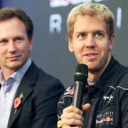 Red-Bull-Teamchef verteidigt Vettel-Kritik an Motoren (Foto)