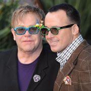 Elton John will seinen Partner heiraten (Foto)