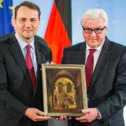 Deutschland gibt Raubkunst-Gemälde an Polen zurück (Foto)