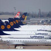 Lufthansa-Streik: Rechte und Pflichten von Fluggästen (Foto)
