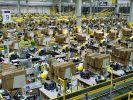 Erster Streik des Jahres bei Amazon (Foto)