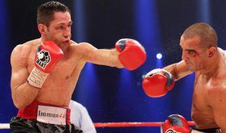 Weltmeister Sturm kämpft erneut gegen Soliman (Foto)