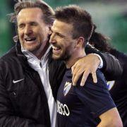 Auswärtssieg für Trainer Schuster und FC Málaga (Foto)