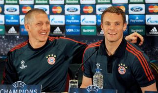 Bayern gierig - Optimismus vor Duell mit ManUnited (Foto)