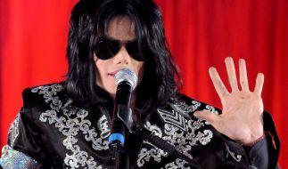 Neues Album von Michael Jackson (Foto)