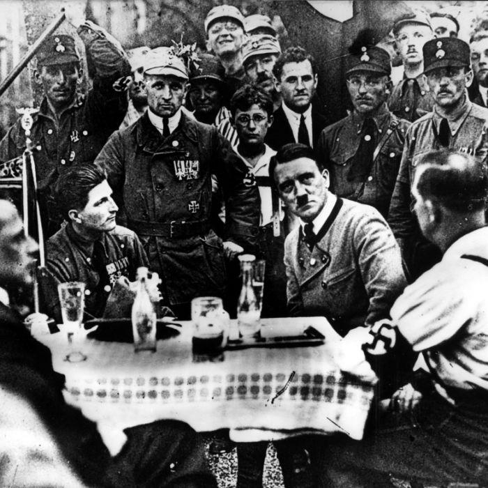 Oh nein! Schon wieder ein Hitler-Vergleich (Foto)