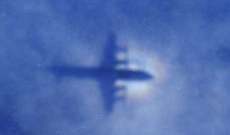 Ein Schemen: Flug MH370 erweist sich als immer mysteriöser. (Foto)