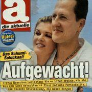 Coverbild der aktuellen Ausgabe der Zeitschrift «Die Aktuelle».