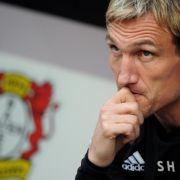 Völler glaubt an Hyypiä: «Sami ist ein harter Arbeiter» (Foto)