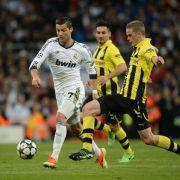 BVB-Dauergegner: 9. CL-Spiel gegen Real Madrid (Foto)