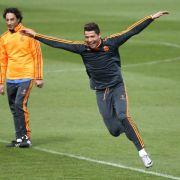 Nach Pfiffen: Ronaldo will Lächeln zurückgewinnen (Foto)