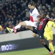 Ibrahimovic will mit PSG Mourinho stoppen (Foto)