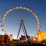 Riesiges Riesenrad in Las Vegas eröffnet (Foto)