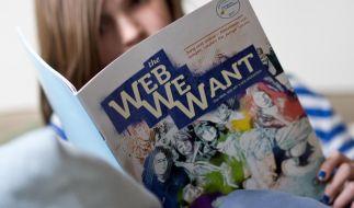 Internet-Leitfaden soll Diskussion mit Jugendlichen anstoßen (Foto)
