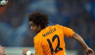 Real Madrid muss gegen BVB auf Marcelo verzichten (Foto)