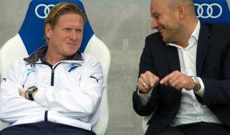 Gisdol/Rosen: Hoffenheims Hoffnungsträger überzeugen (Foto)