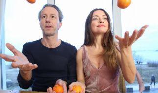 Wie Frauen ihre Männer für Obst und Sport begeistern (Foto)