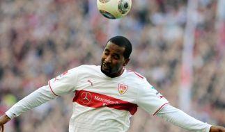 Cacau fehlt VfB Stuttgart wegen Bauchmuskelzerrung (Foto)