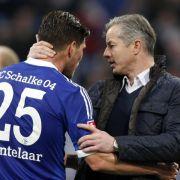 Schalke-04-Cup mit Newcastle und Schuster-Club Malaga (Foto)