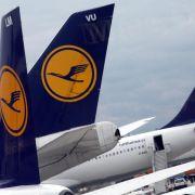 Pilotenstreik hält Lufthansa am Boden (Foto)