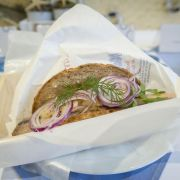 Matjes-Stulle gewinnt Fischbrötchen-Wettbewerb (Foto)