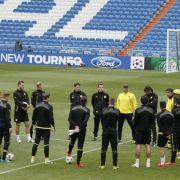 BVB mit großen Personalproblemen gegen Madrid (Foto)