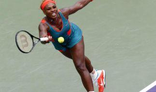 Serena Williams scheitert bereits in der zweiten Runde (Foto)