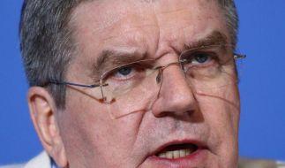 Bach treibt IOC-Neuordnung voran (Foto)