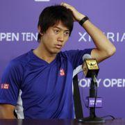 Japan im Davis Cup gegen Tschechien ohne Nishikori (Foto)