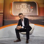 Markus Lanz steht mit «Wetten, dass..?» auf dem Prüfstand (Foto)