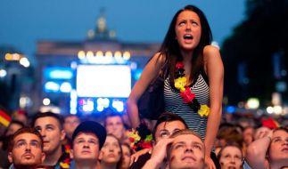 Kabinett beschließt Public-Viewing-Ausnahme für WM (Foto)