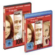 Blu-ray und DVD zu «Don Jon» sind seit dem 25. März 2014 im Handel erhältlich.